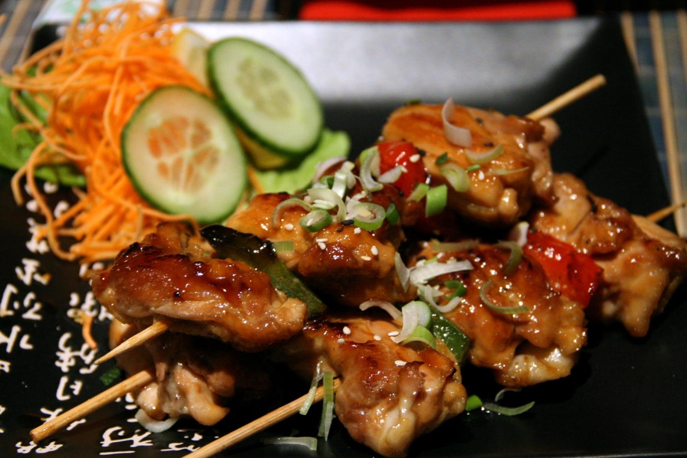 yakitori grill restaurant