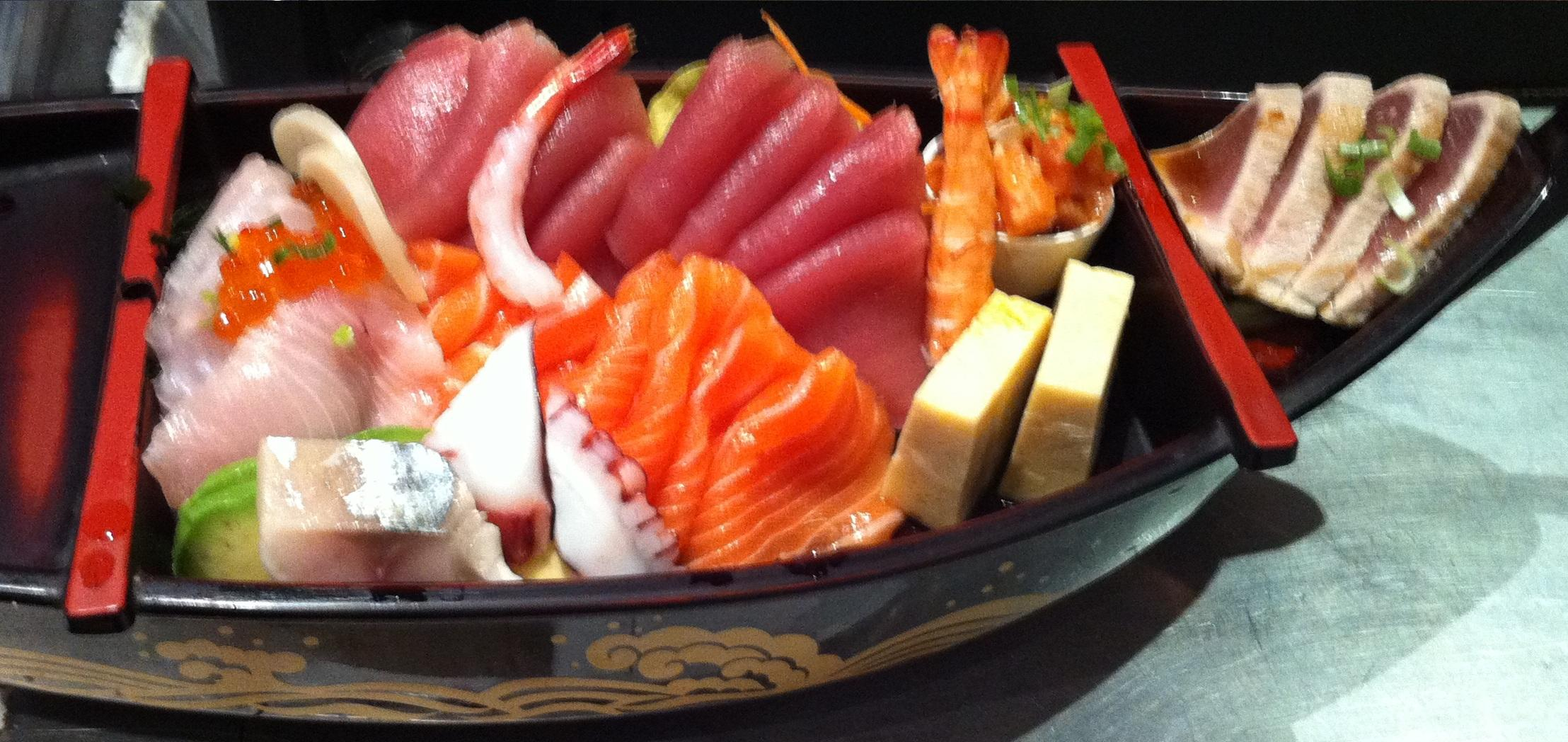 how to cure fish for sashimi